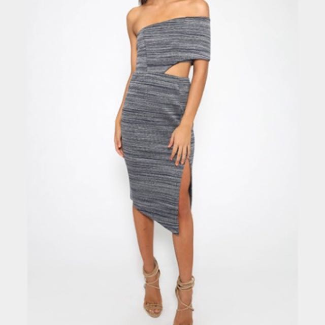 Pepper Mayo Therese Dress - Navy