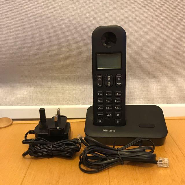 Philips 室內無線電話