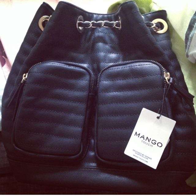 Preloved Mango Touch Backpack