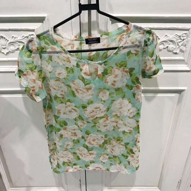 Reprice!!!! Floral Clothes