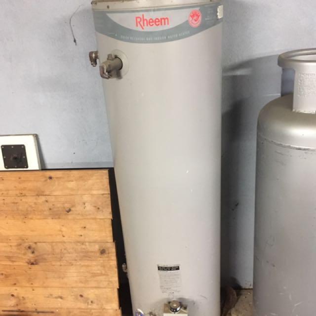 Rheem Gas Indoor Hot Water Unit