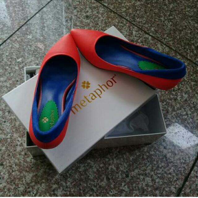 Sepatu Mataphor Original ( New)