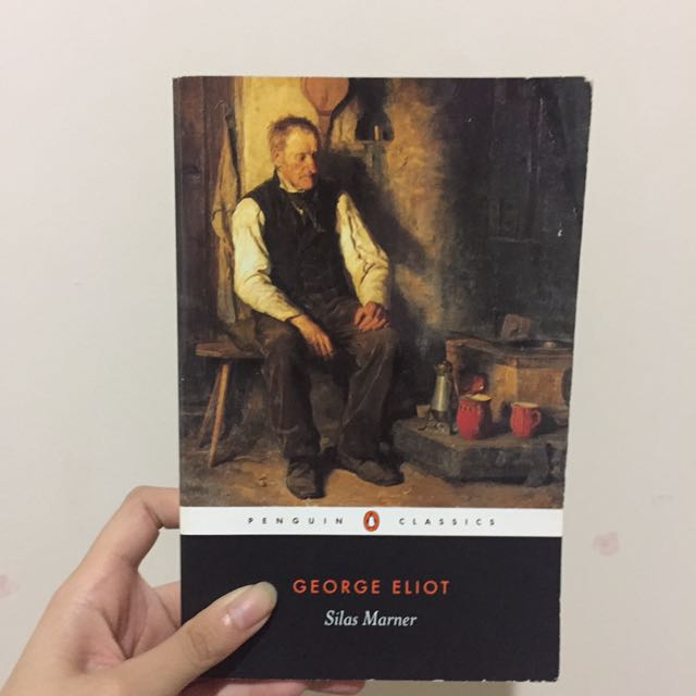 Silas Marner - George Eliot (in English)