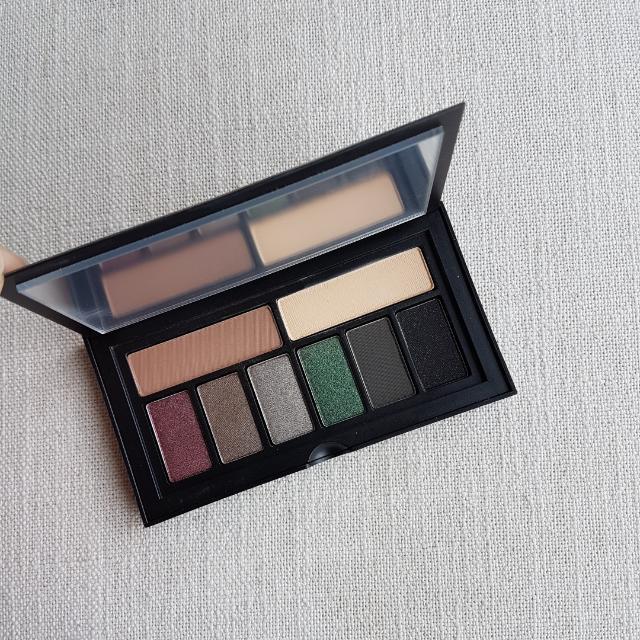 Smashbox Covershot Smoky palette.  #Smashbox #Sephora #EyeShadow