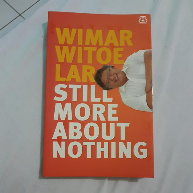 Still More About Nothing- Wimar Wintoelar
