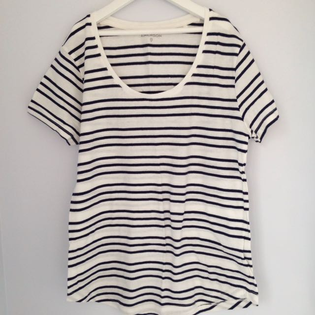 Stripes T- Shirt