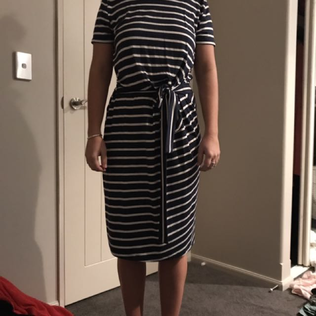 Stripy Dress