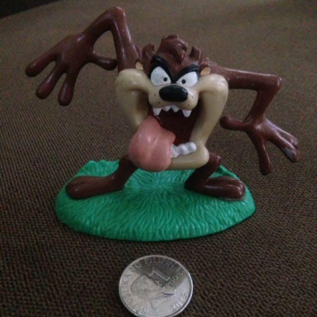 Taz Devil figure