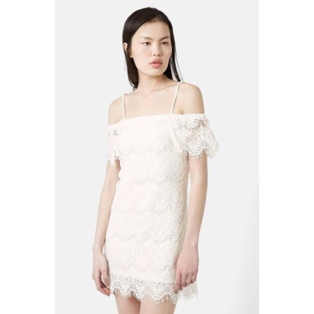 Topshop Bardot Dress