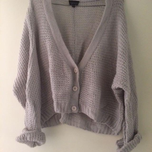 Topshop Knit Jumper Size S/M