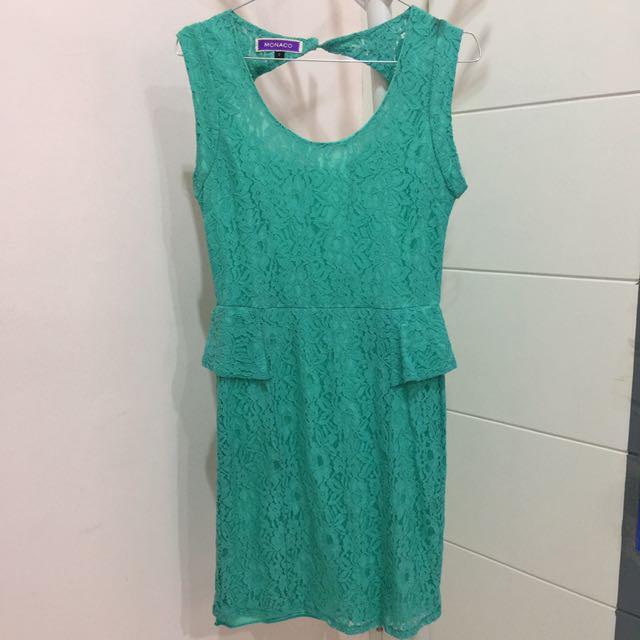 Tosca Lace Dress