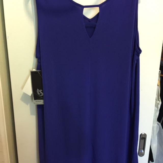 TS Brand New Sleeveless Tunic