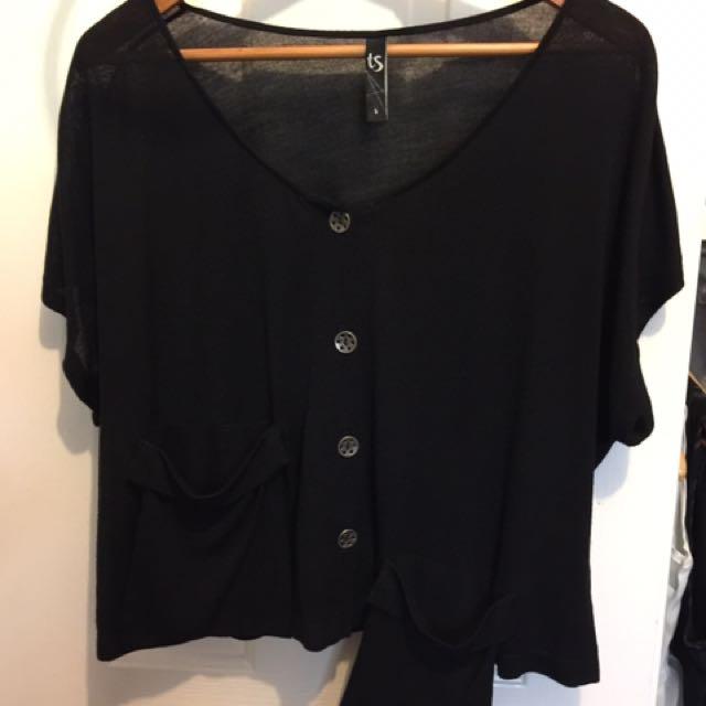 TS Short Sleeve Jacket