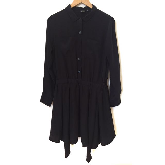 Uniqlo Limited Edition Satin Dress