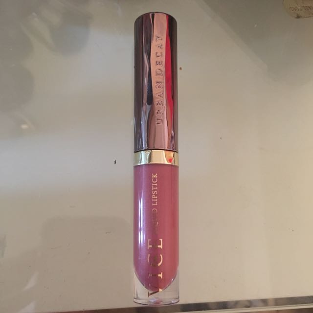 Urban Decay Vice (trivial) Liquid Lipstick