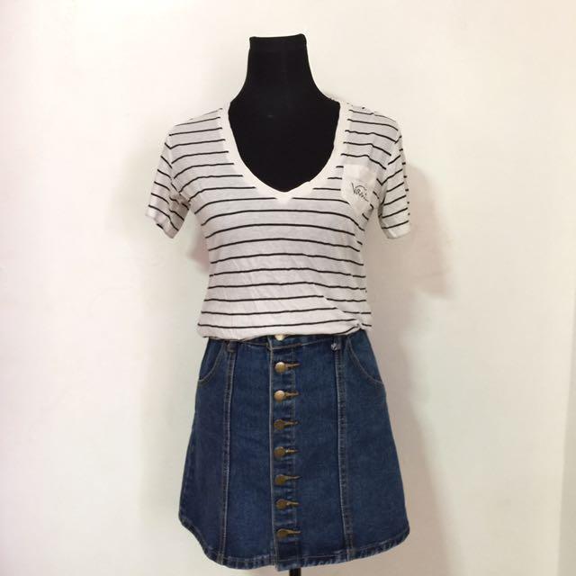 Vans Shirt | Small On Tag