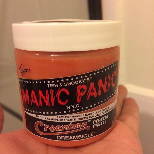Vegan Hair Dye(Manic Panic)