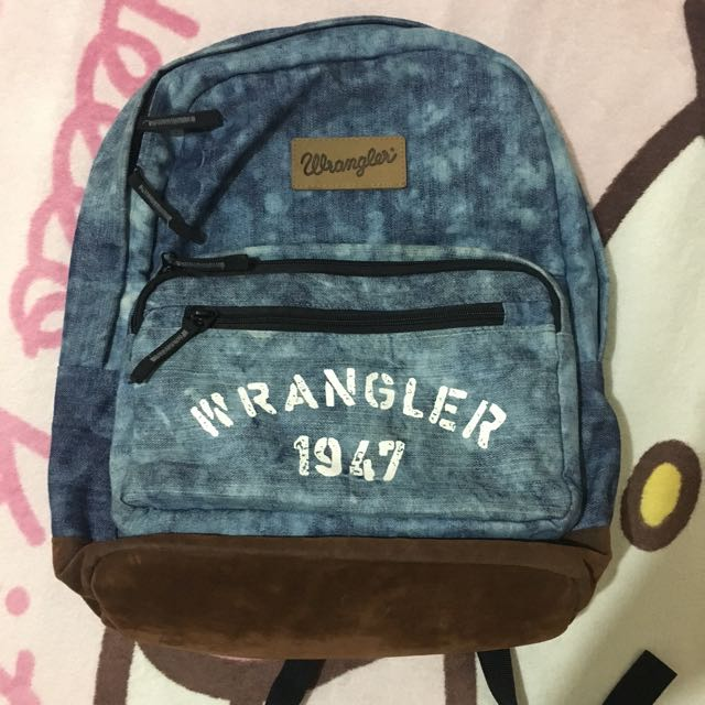 Wrangler Back Pack