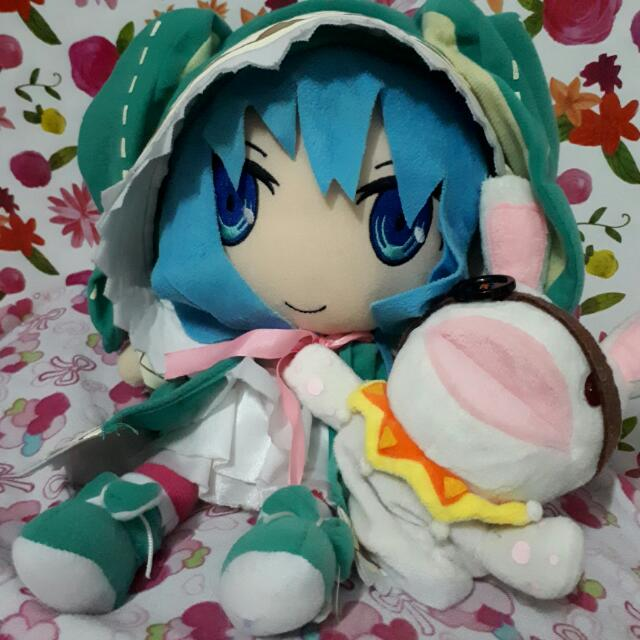 Yoshino- Date A Live Plushie (Medium Size)