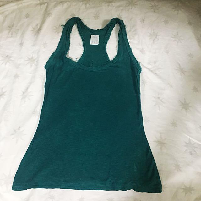 Zara Aqua Green Sando