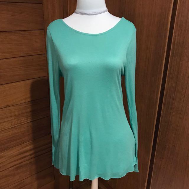 ZARA Basic Tshirt with Low Back