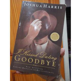 Sale!!! I Kissed Dating Goodbye by Joshua Harris