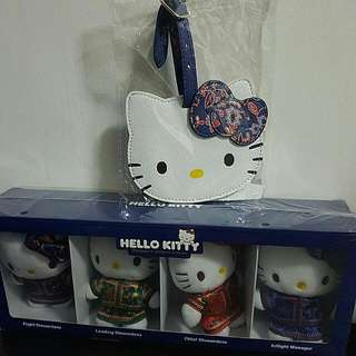 Limited Edition SIA Hello Kitty Set