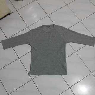 Uniqlo 3/4 Size S