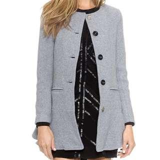 NEW Glamorous Grey Coat