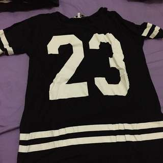 kaos number 23 newlook
