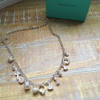 Tiffany & Co. Charm Necklace