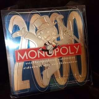 Limited Edition Millennium Monopoly