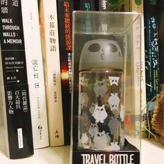 小克 Siuhak 聾貓 旅行小瓶