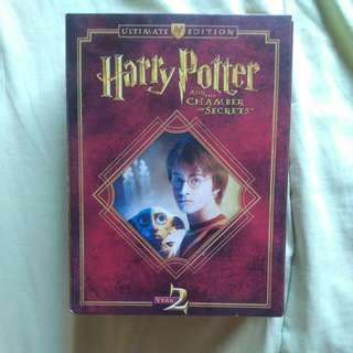 Harry Potter Ultimate Edition Package