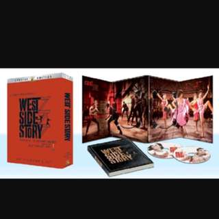 west side story dvd box set