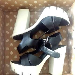 Call It Spring Platform Heels (Size 36)