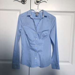 Blue Dress Shirt