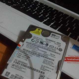 Backup Data Hard Disk Rusak/erorr