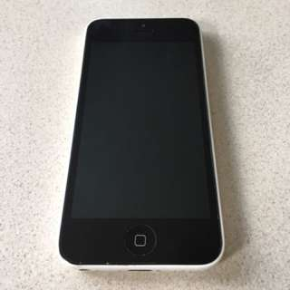 White iPhone 5C 16GB Unlocked