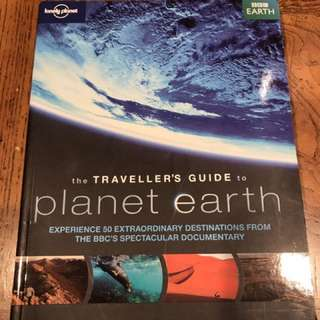 The Lonely Planet Traveller's Guide to Planet Earth book