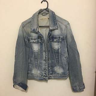 Vintage Look Sz 16 Denim Jacket - you will love this