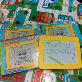 Sale - Magic Board Slate For Kids , May Pen, Naeerase, Handy, p170 Each