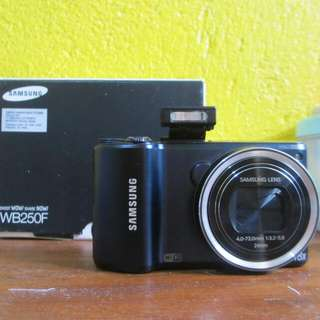 Samsung Wb250F Black - Pemakai Perempuan (Dijual Cepat)