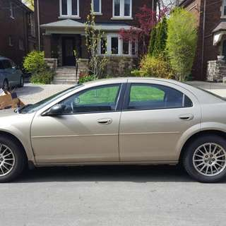 Car, Chrysler Sebring Touring 2004 In Excellent  Condition