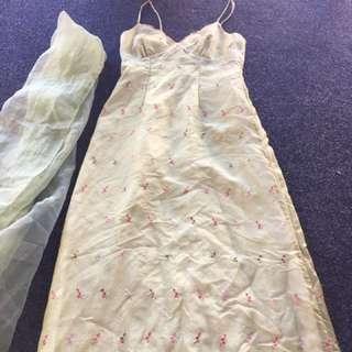 The Sari Dress