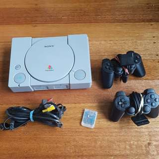 Chipped Playstation 1