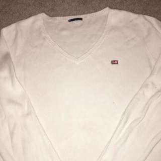 Cropped Ralph Lauren Shirt
