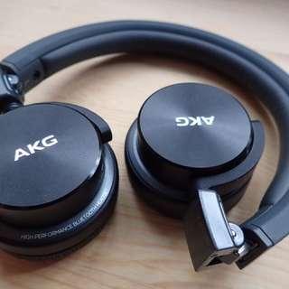 AKG Y45BT 無線藍牙 可翻轉 耳罩式耳機