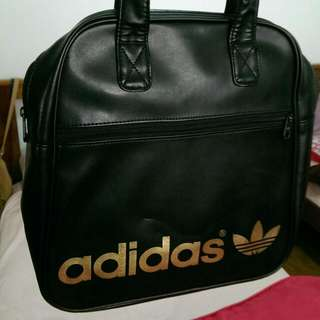 Adidas Original Black/Gold Tote Bag