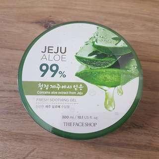 Thefaceshop 99% Jeju Aloe Vera Gel